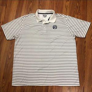 PGA Authentic Performance Men's Polo Shirt.
